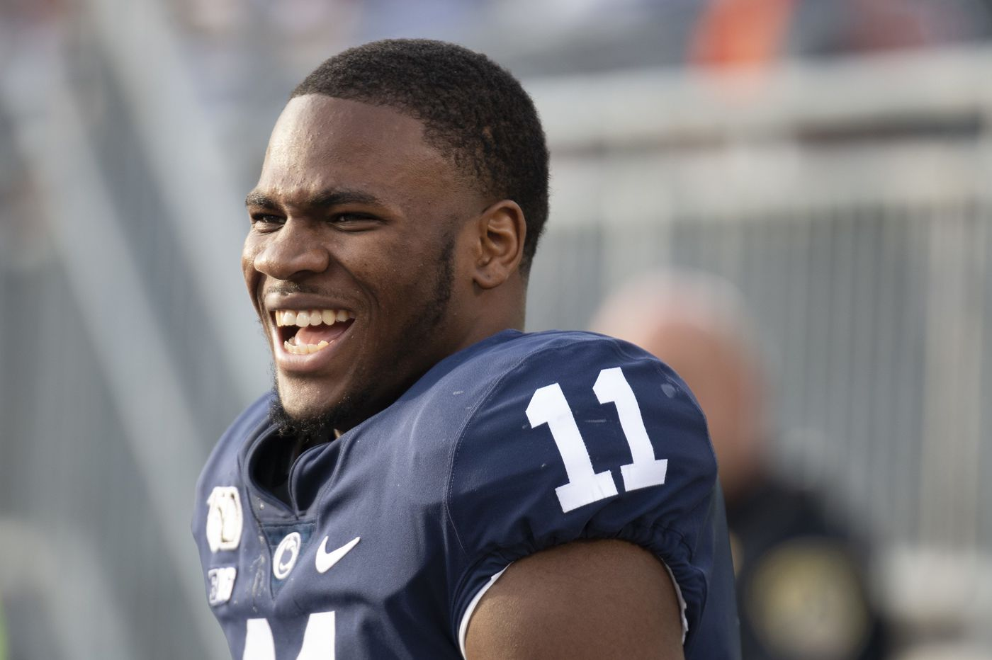 Micah Parsons won't return to Nittany Lions; athletic department says COVID positive rate improves | Penn State notes