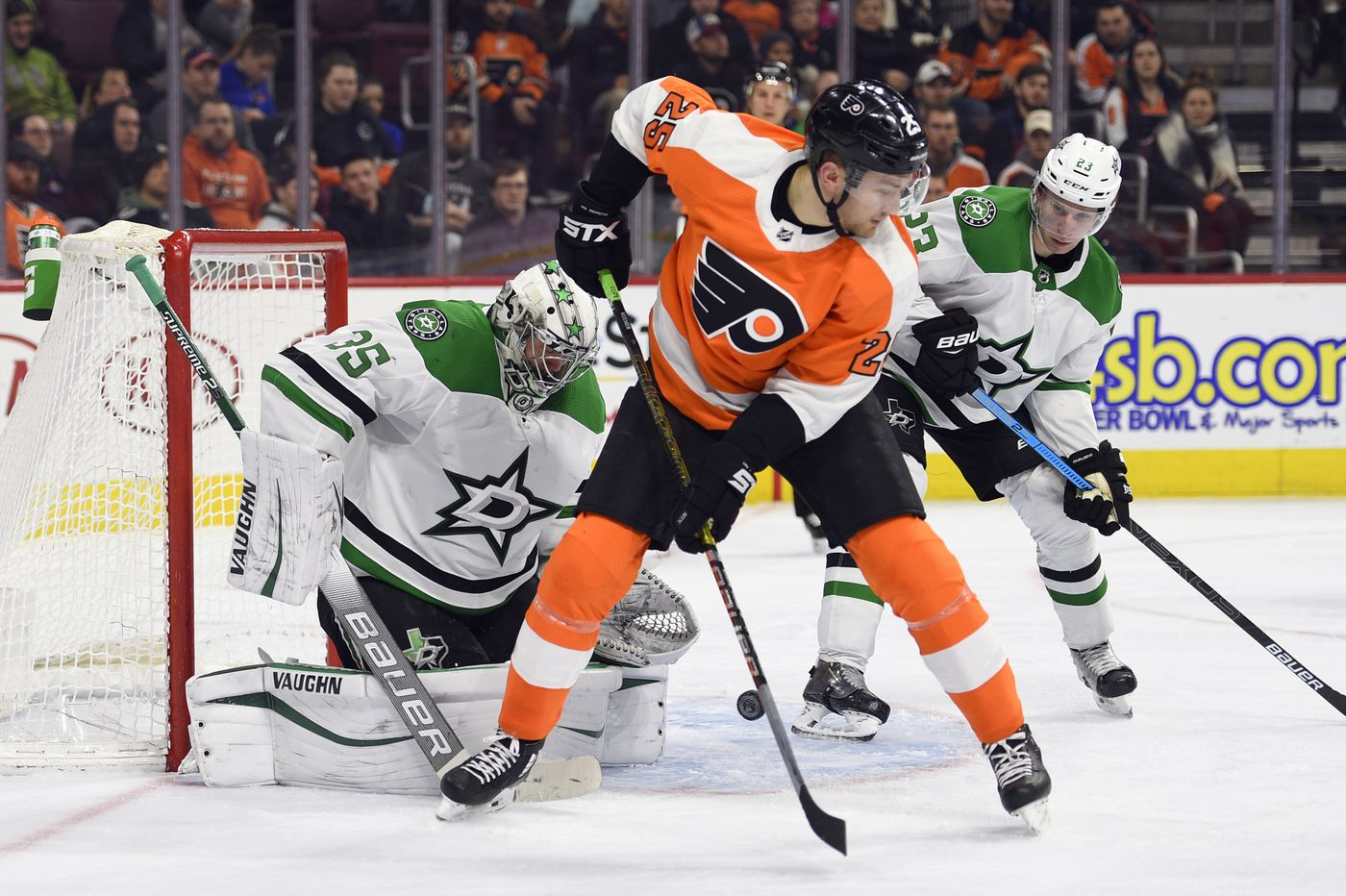 Flyers-Stars observations: Misleading numbers and positive steps from JVR, Nolan Patrick