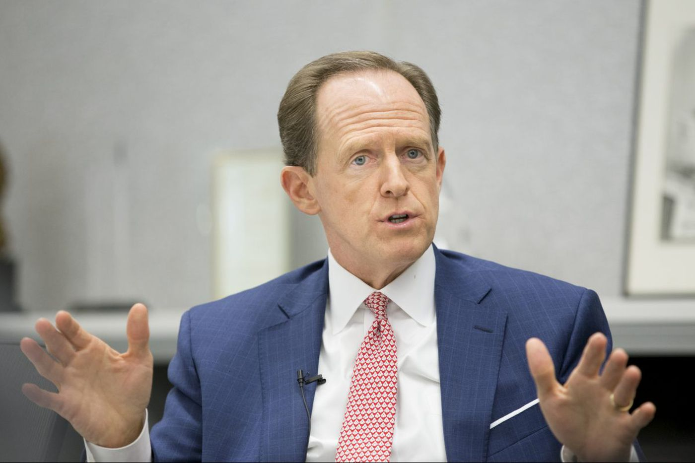 Toomey: Senate bill fixes Obamacare failures and preserves safety net