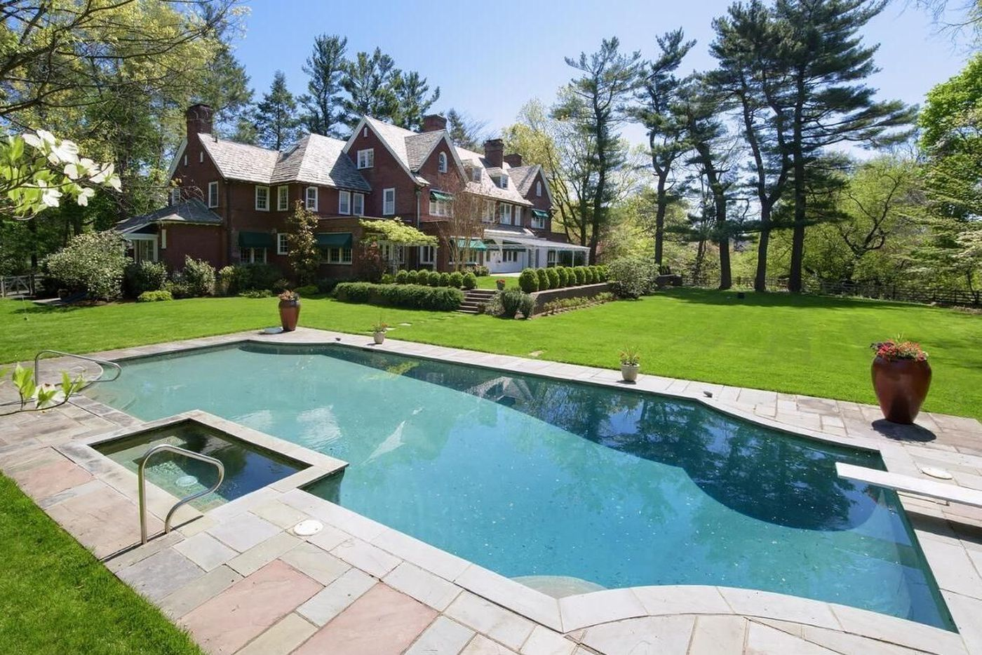 Three Philadelphia homes with pools where you can cool off in style