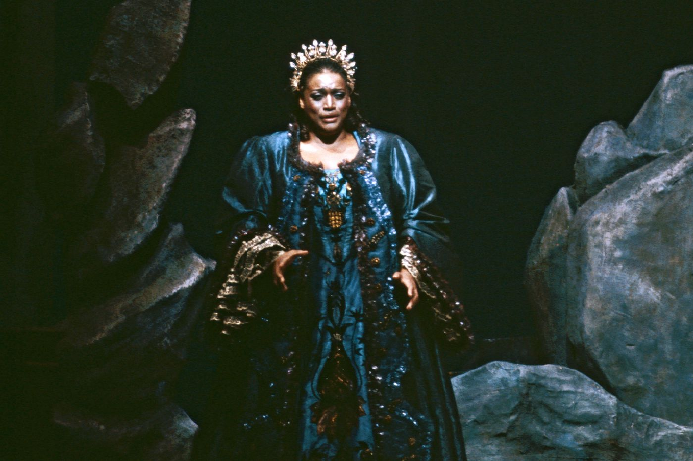 Jessye Norman was a superstar globally, but Philadelphia gave her an American stage debut