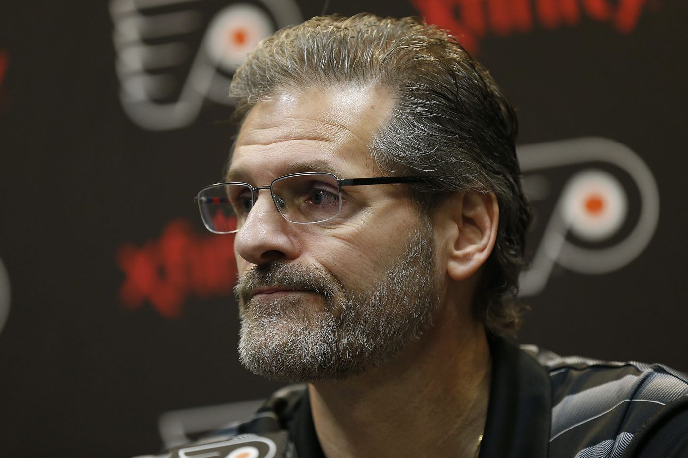 Flyers fire general manager Ron Hextall; coaching staff remains for now