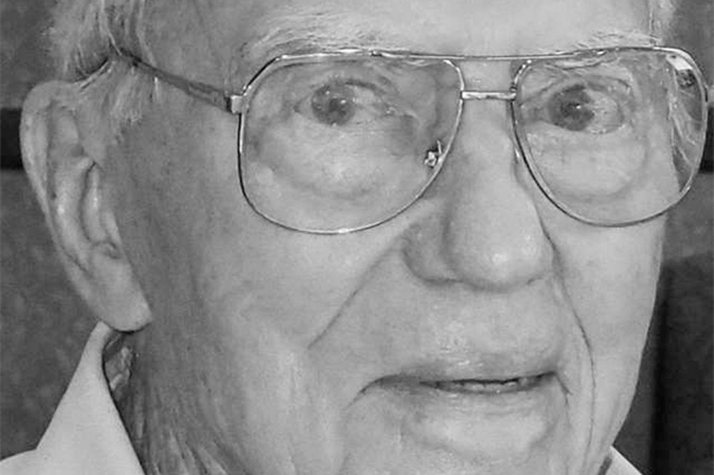 Robert Hesse Jr., 91, printing-company executive