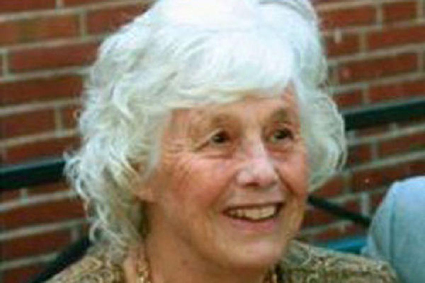 Agnes Bauerlein, 87, social activist