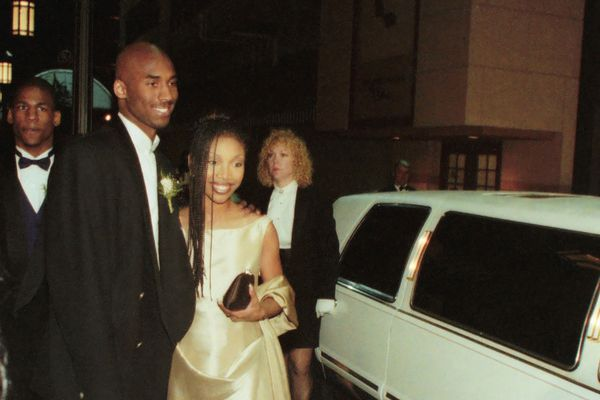 Kobe and Brandy's high school prom: An oral history of the Philadelphia dance that became legend