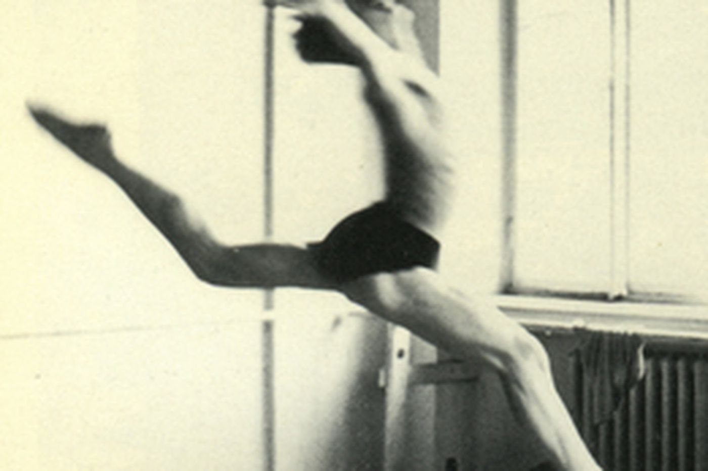 Like one of Nureyev's powerful leaps, the tale builds