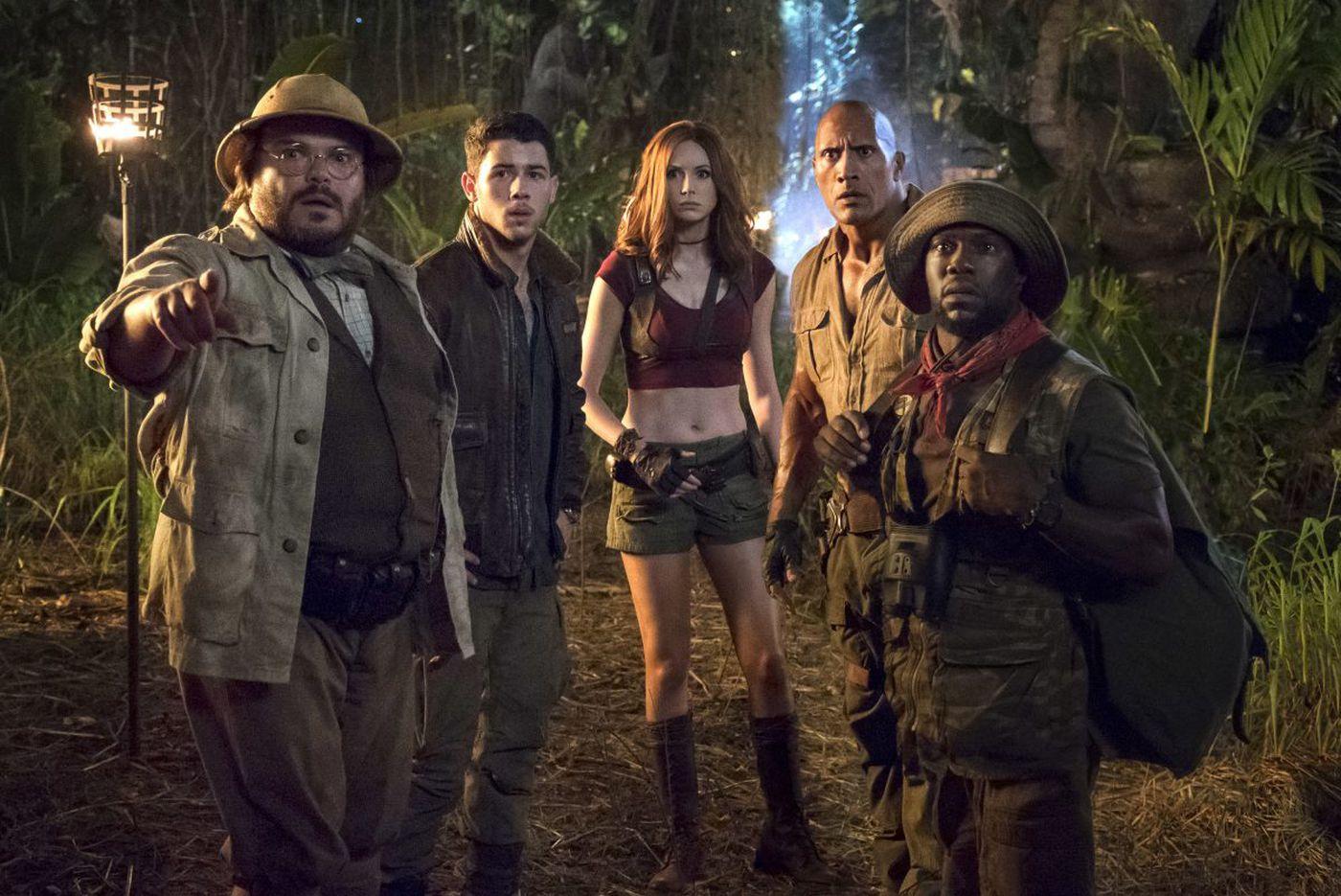 'Jumanji: Welcome to the Jungle': Whoa, a reboot that isn't lame?