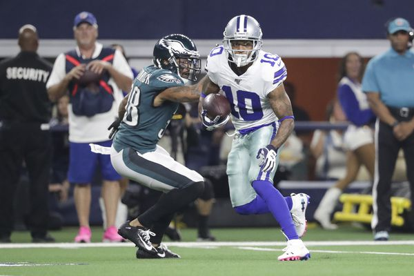 Orlando Scandrick, Akeem Spence walk the plank after this awful Eagles loss; Anthony Rush returns