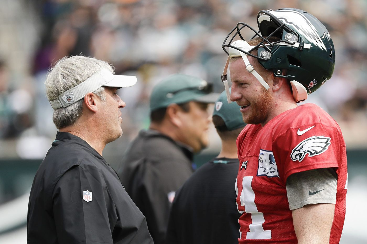 What do I think about the Eagles in 2018? Glad you asked (or not). | David Murphy