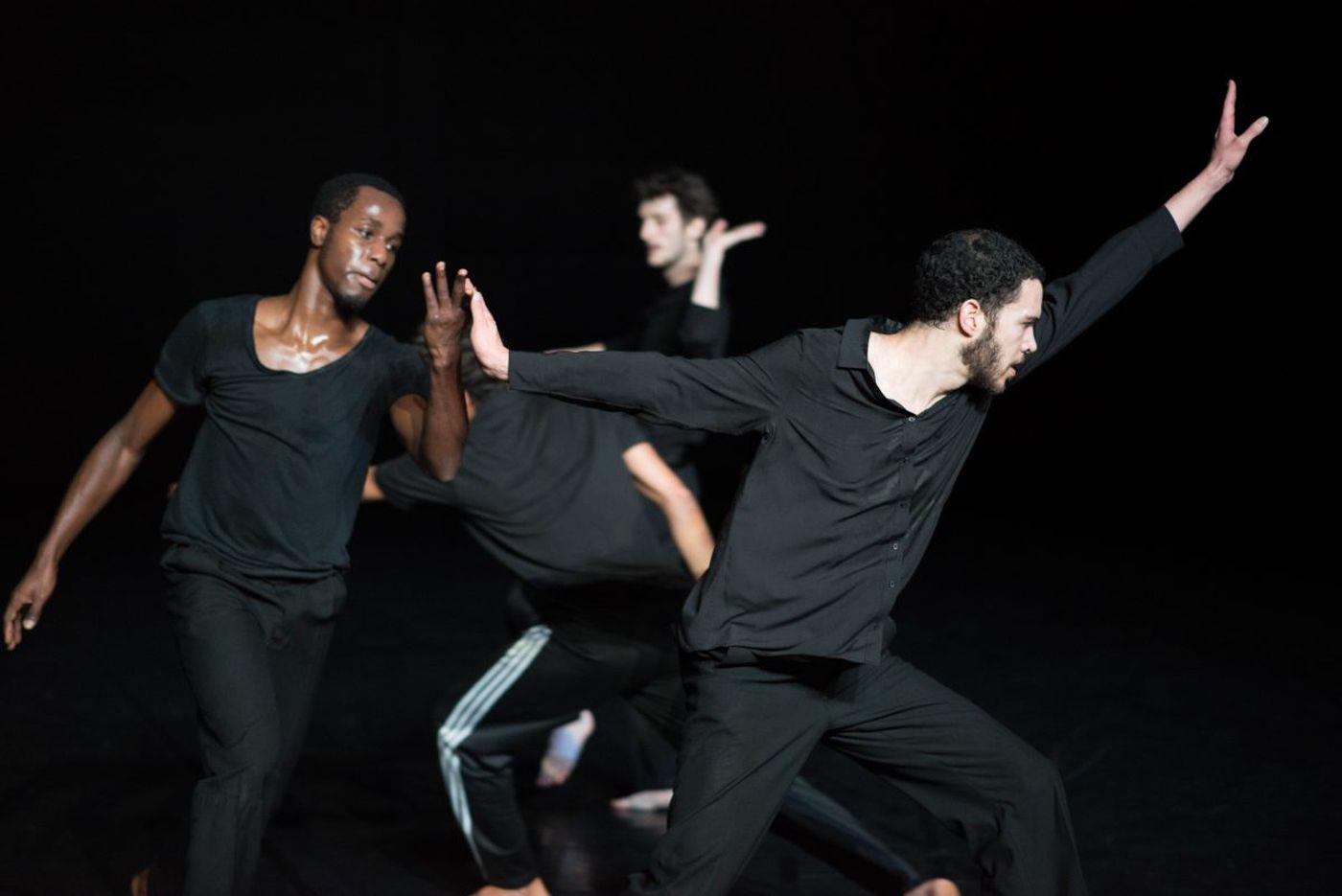 John Coltrane's 'A Love Supreme' gets Fringe Fested, as a dance