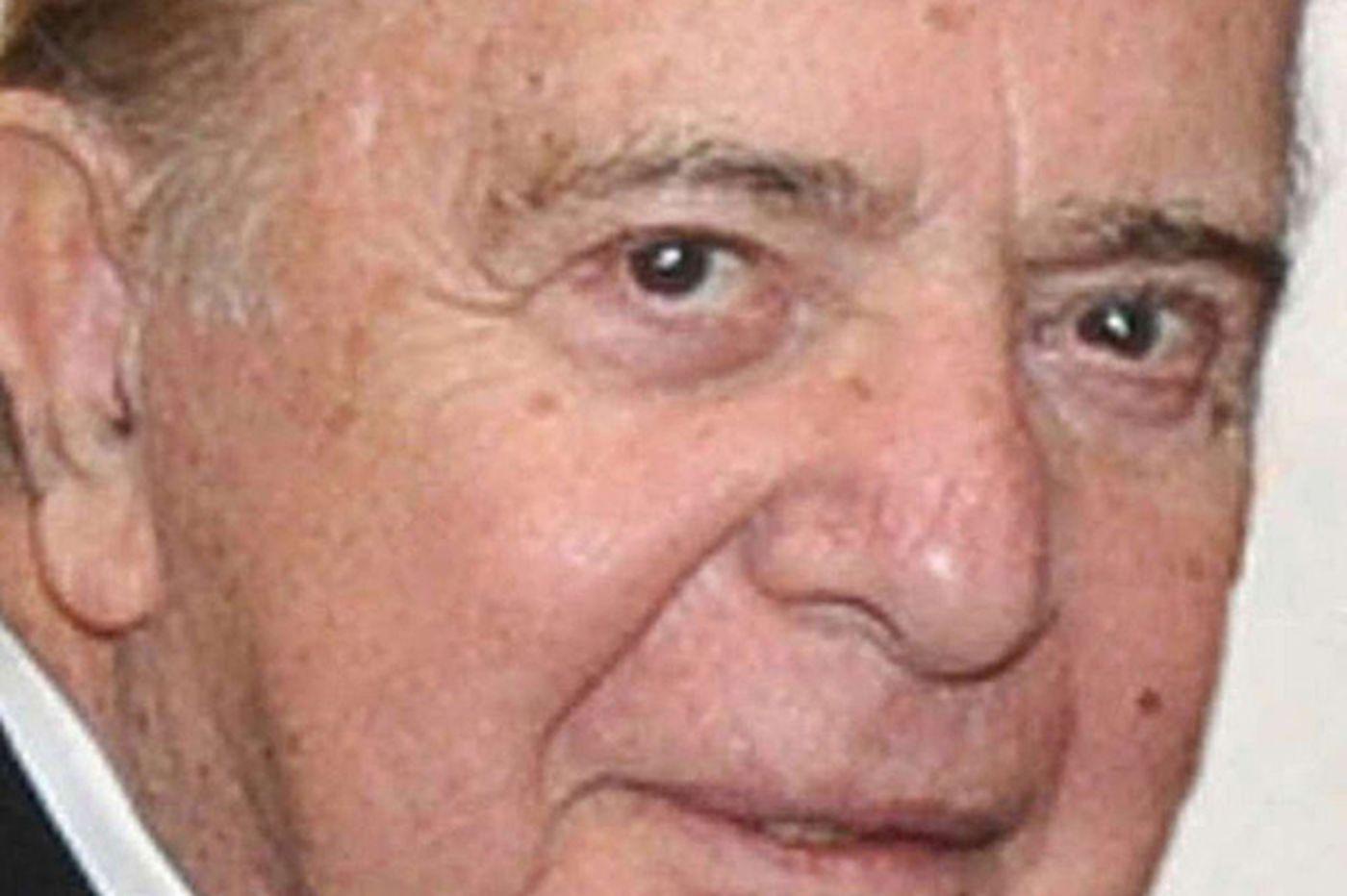 Irvin J. Borowsky, 90, philanthropist