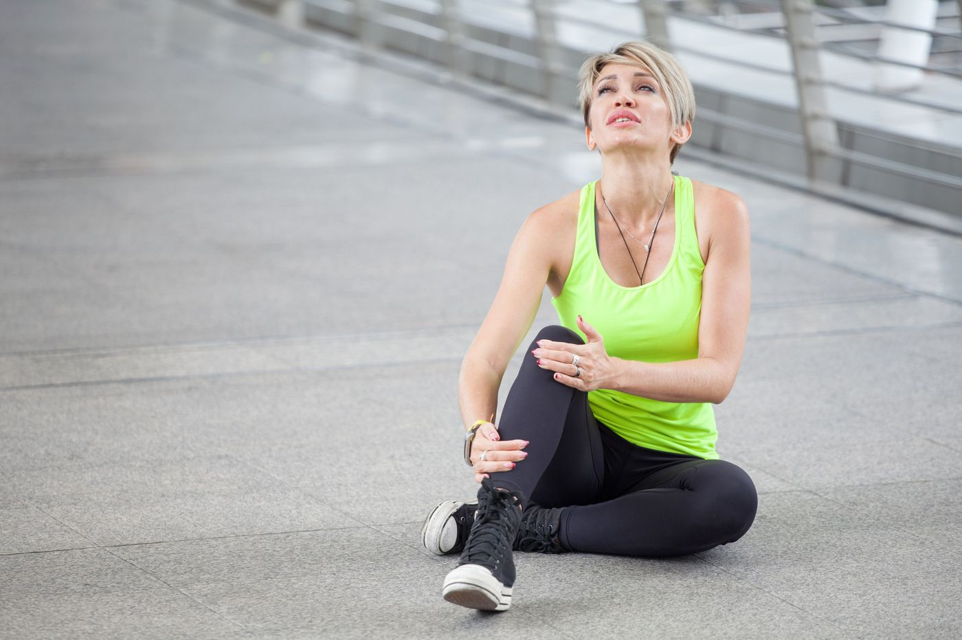 Does intermittent knee pain mean you should stop running?