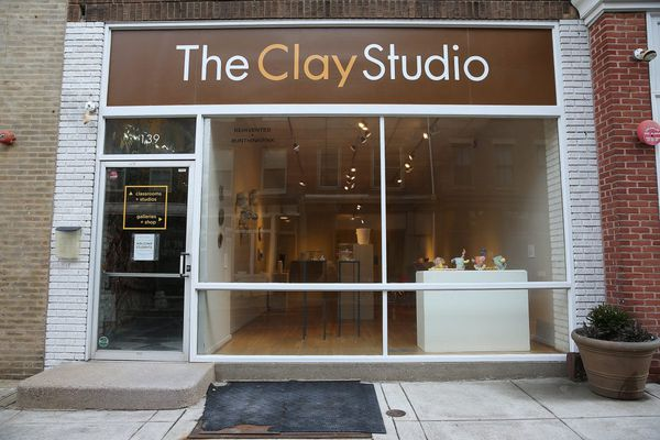 The Clay Studio is moving from its longtime Old City home