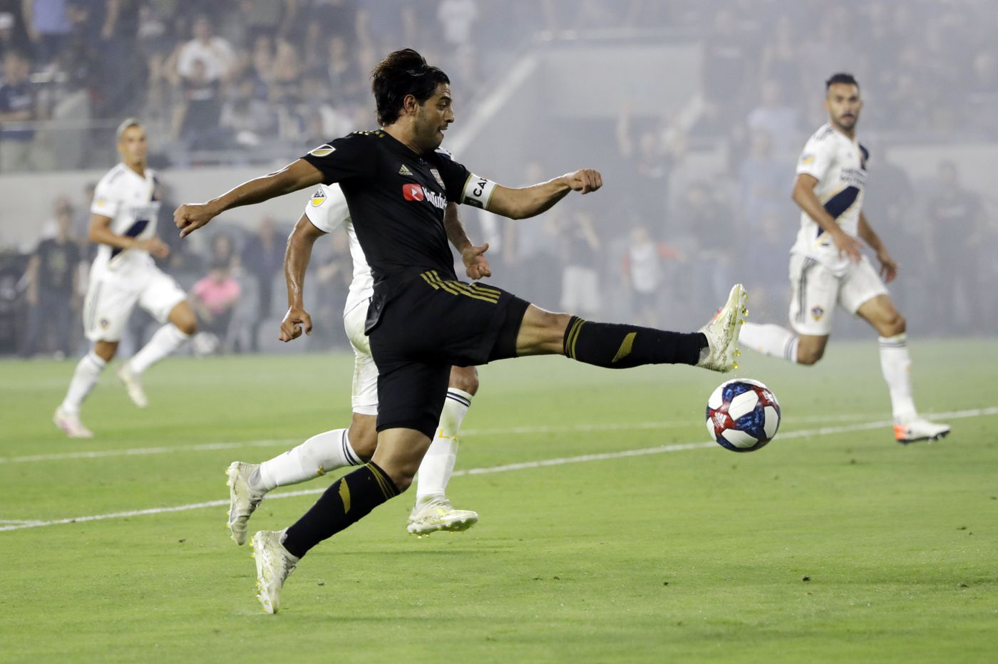 Union to face LAFC team that's MLS best, and perhaps best ever