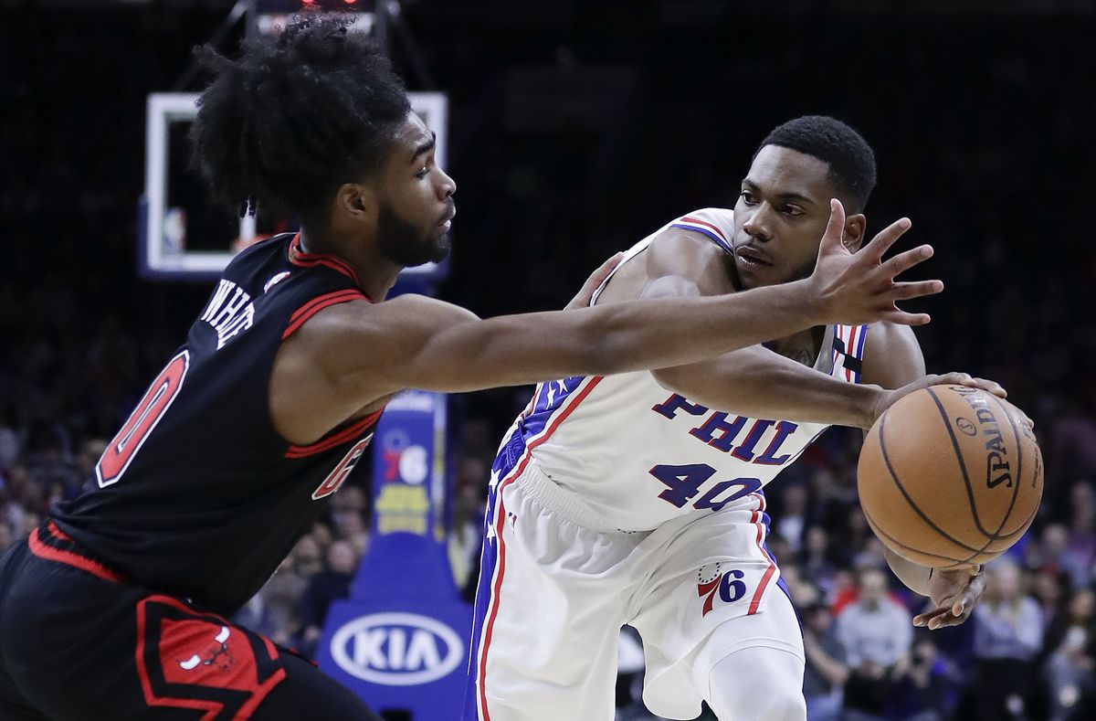 Sixers coach Brett Brown looks to stabilize his rotation as final third of NBA season approaches | Off the Dribble