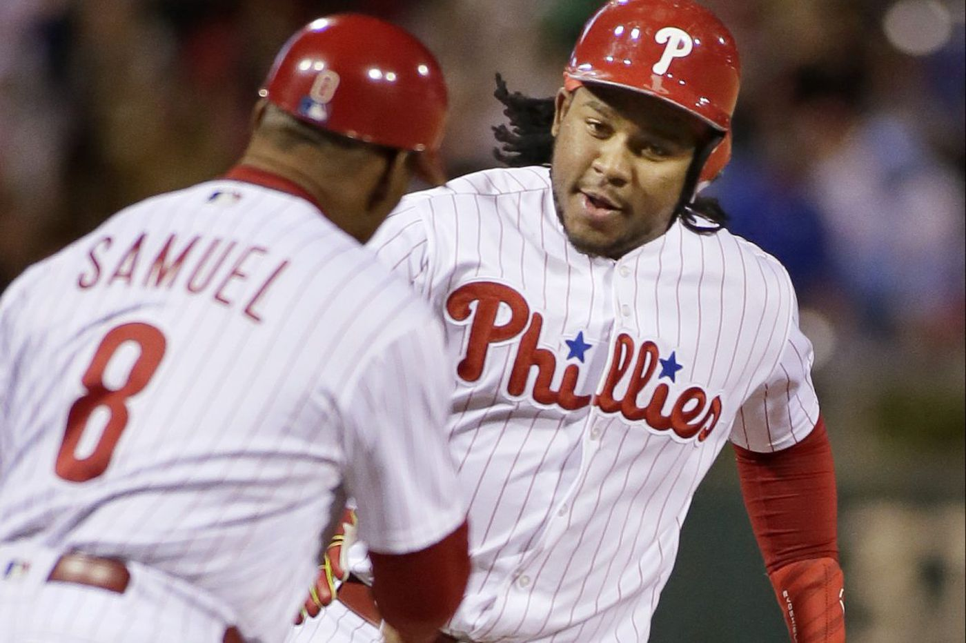 Phillies still have high hopes for Maikel Franco