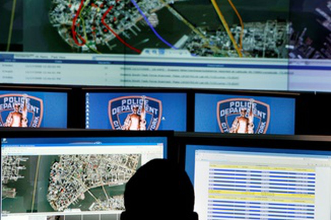 High-tech center designed to fight terrorism in N.Y.