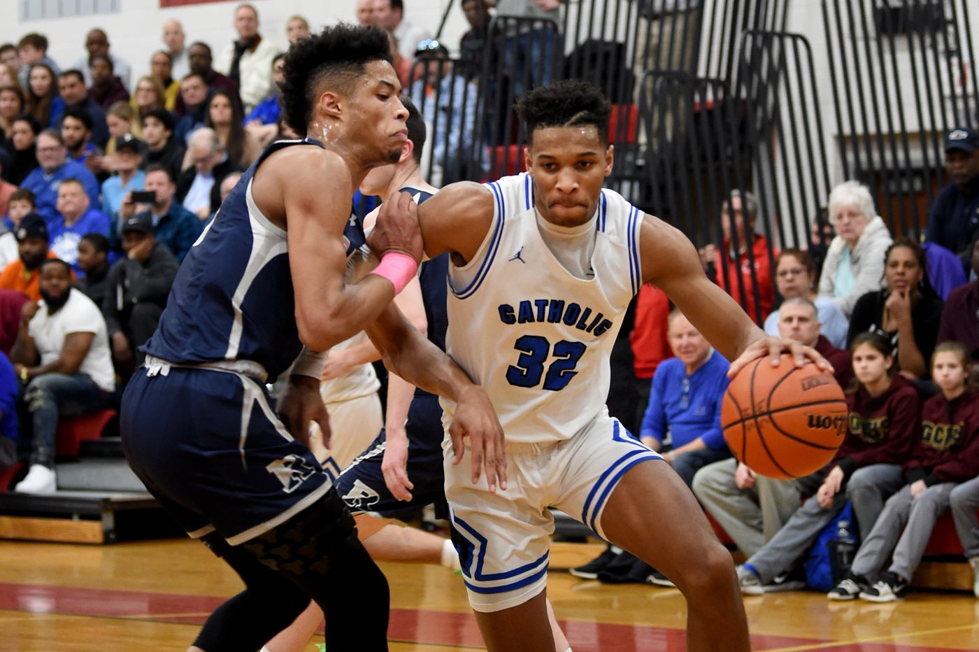 Taj Thweatt of Wildwood Catholic leads All-South Jersey basketball team as player of the year