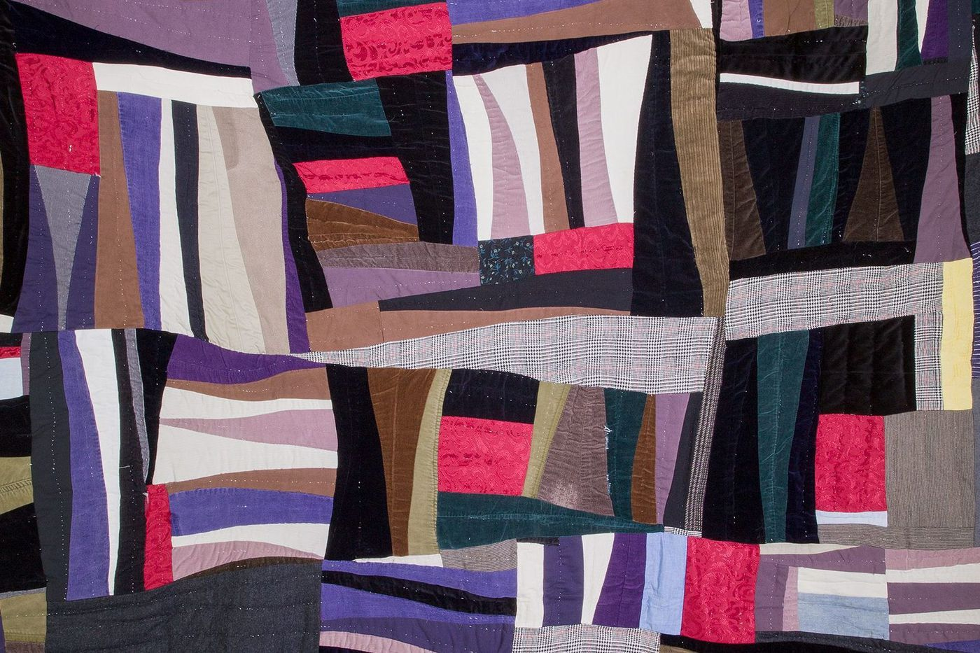 Philadelphia art galleries in fall 2018: a Gee's Bend quilter and more to see