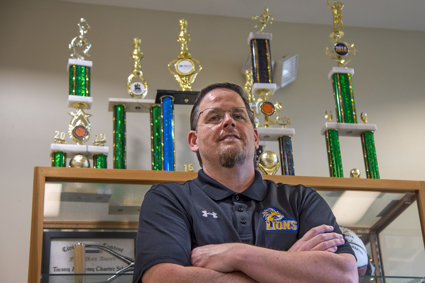 Athletic director Paul Rieser of Tacony Academy Charter helped the school become the first in the nation to achieve National Federation of High Schools Honor Roll Level 2, as more than 90 percent of the staff completed coaching education classes online through the NFHS program.