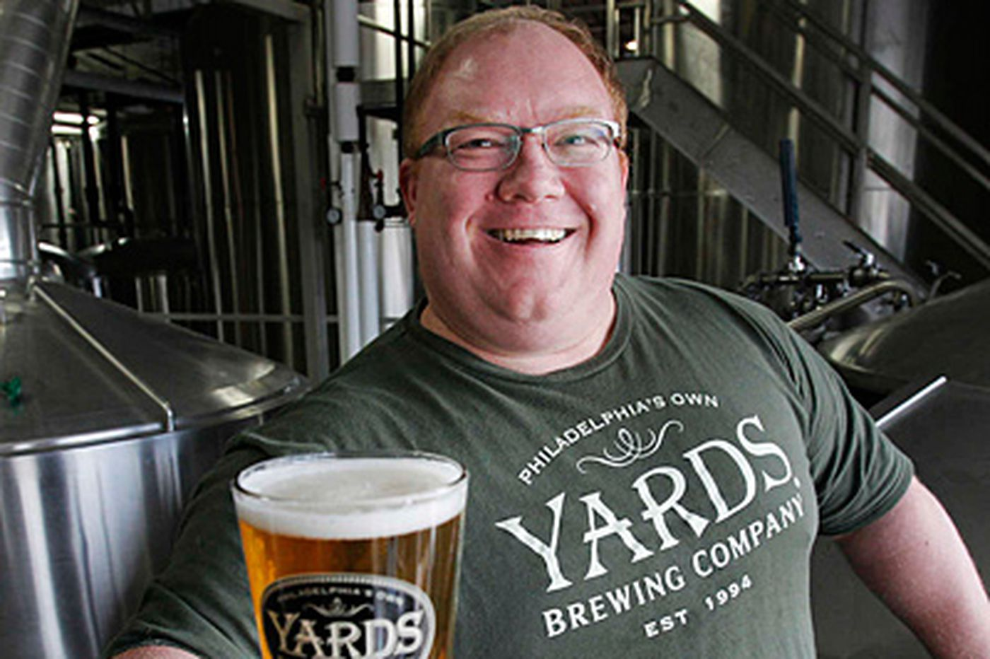 Talking Small Biz: Yards guy not surprised at Philly's high listing as beer city