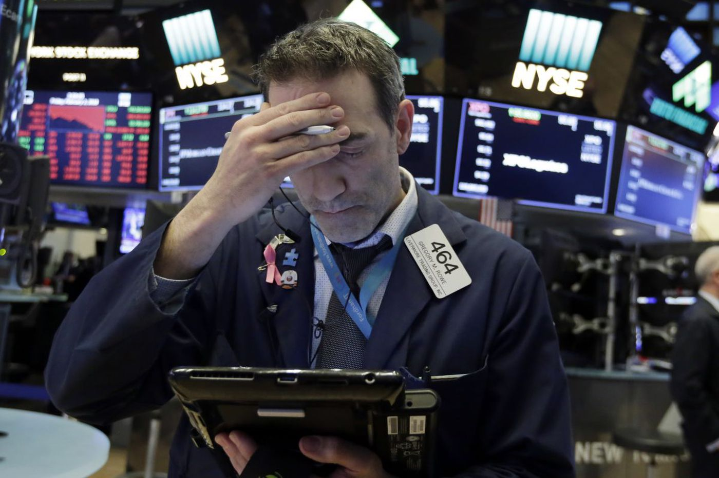 The stock market is a lot like bitcoin   Opinion