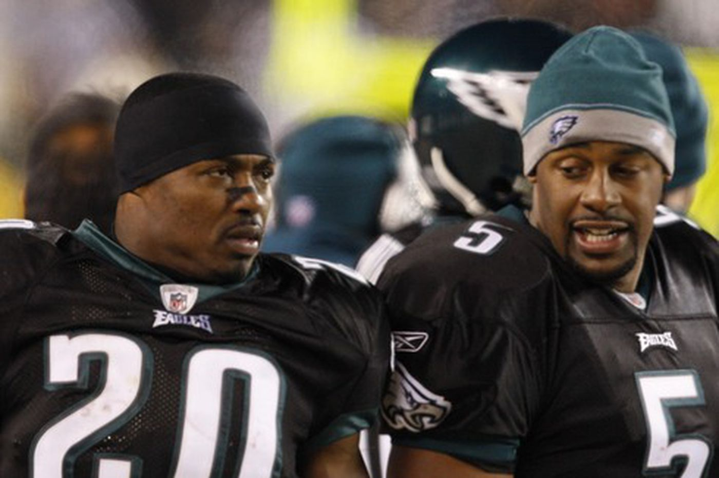 Eagles - With Bengals game still stinging, Eagles won't take Browns lightly