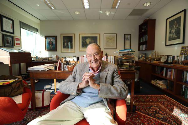 John Bogle, who founded Vanguard and revolutionized retirement savings, dies at 89
