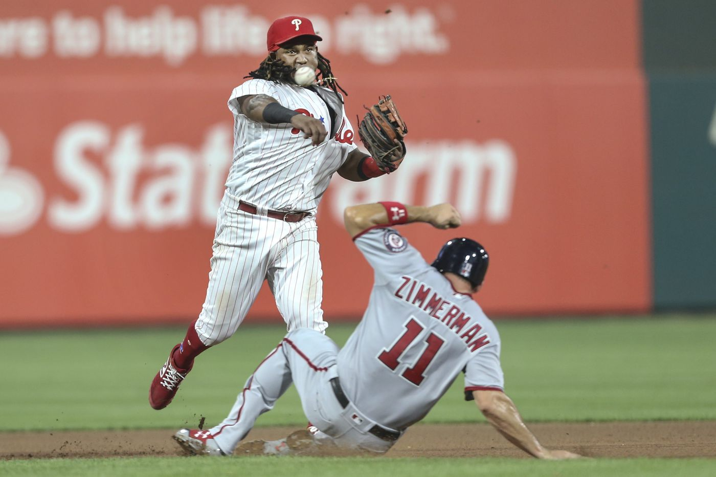 The Phillies are using defensive shifts more than ever. Do they work?