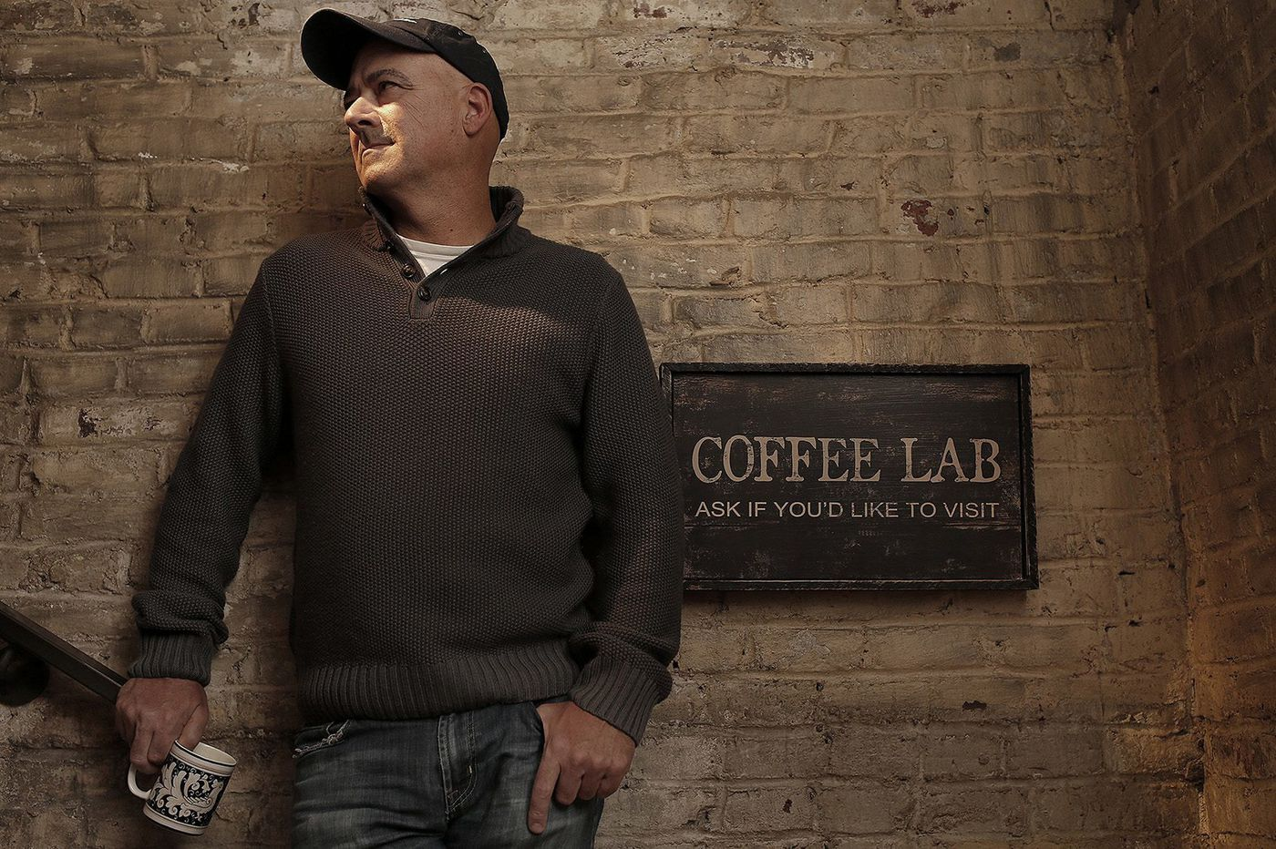 La Colombe's CEO styled himself as Philly's working-class hero. Now it's time we championed the actual workers.   Mike Newall