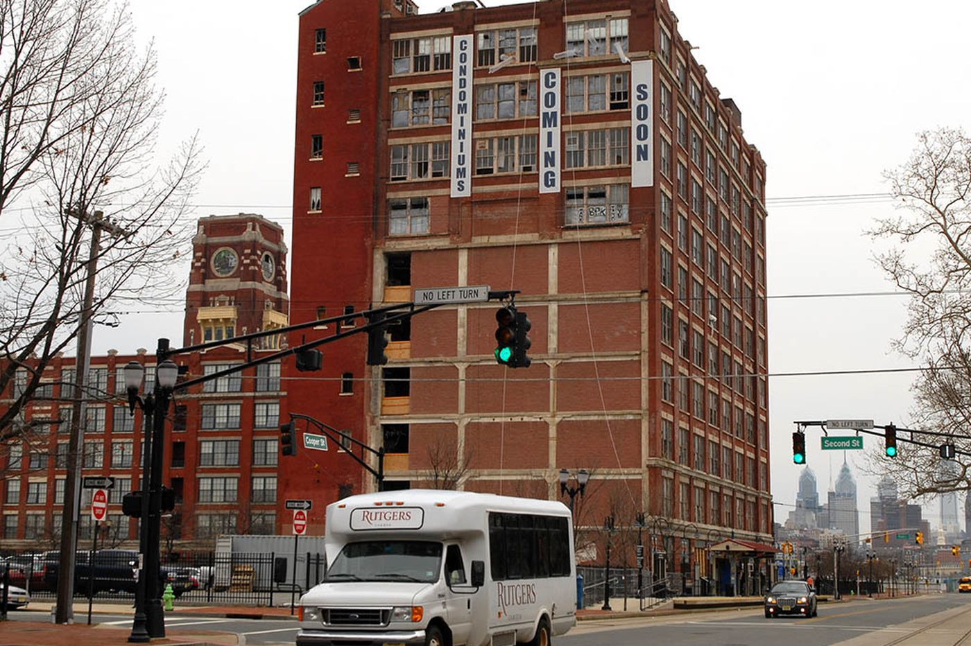 Camden accuses Dranoff of bilking city out of $9 million from Victor apartments tax break