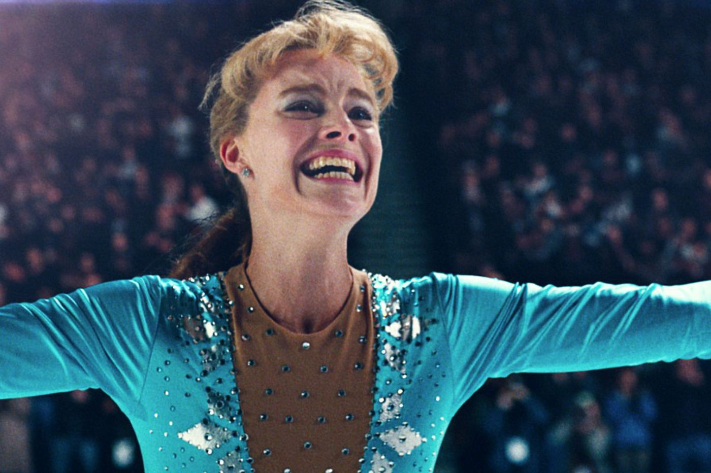 'I, Tonya': Tonya Harding biopic is black comedy, with a high degree of difficulty