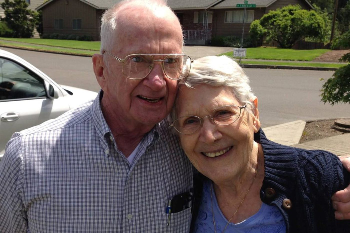 Married 66 years and both terminally ill, this Oregon couple chose to die together