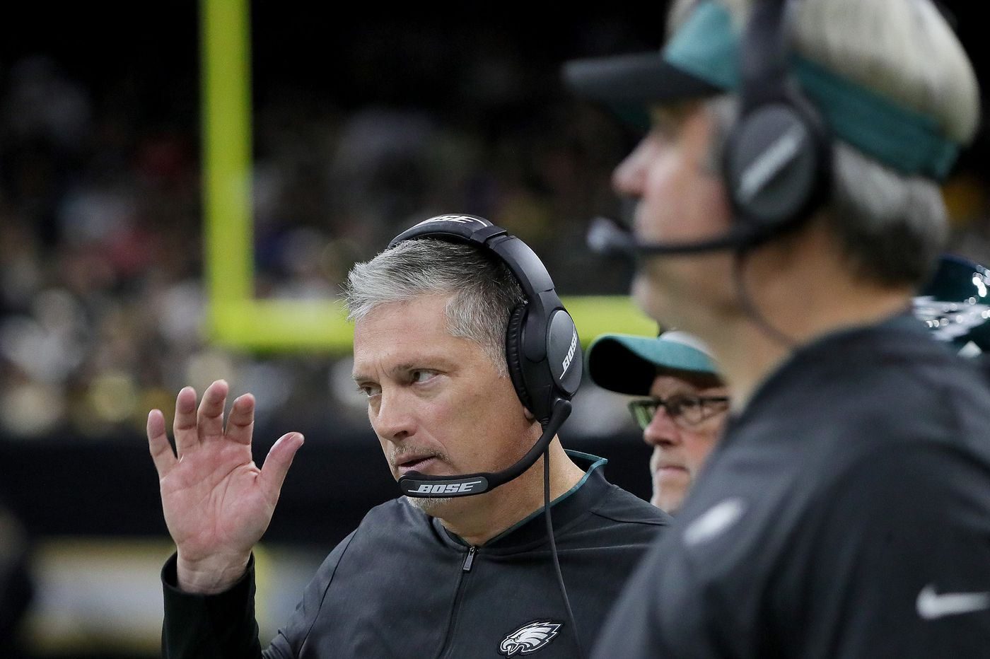 Doug Pederson, Jim Schwartz trending down; Josh Adams only bright spot in Eagles' loss to Saints