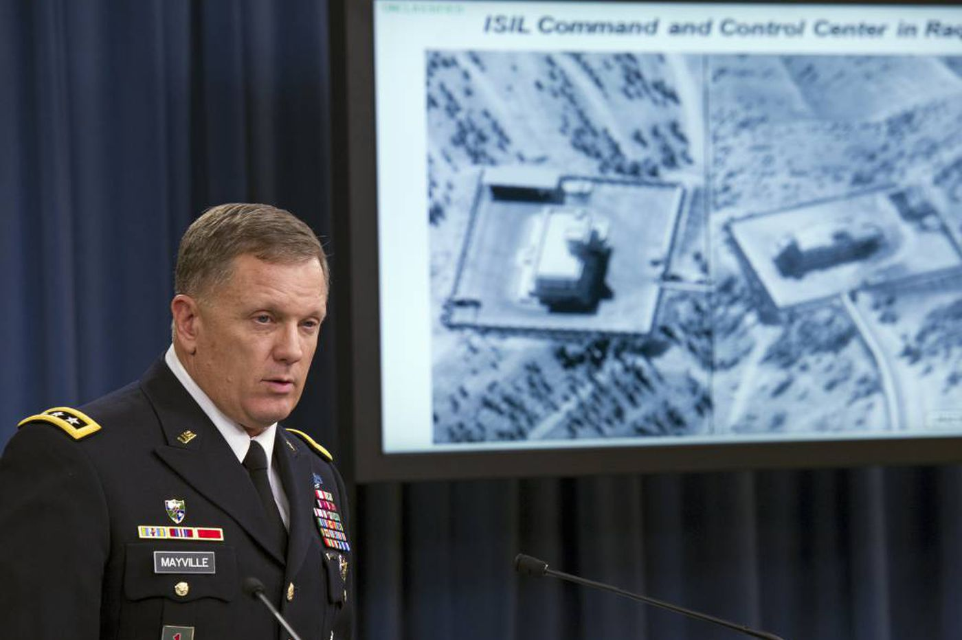 Syria says it shot down U.S. drone