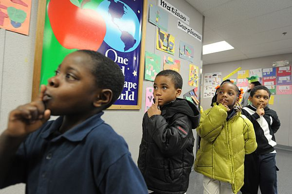 Charter school pushes for takeover of Chester Upland's elementary schools