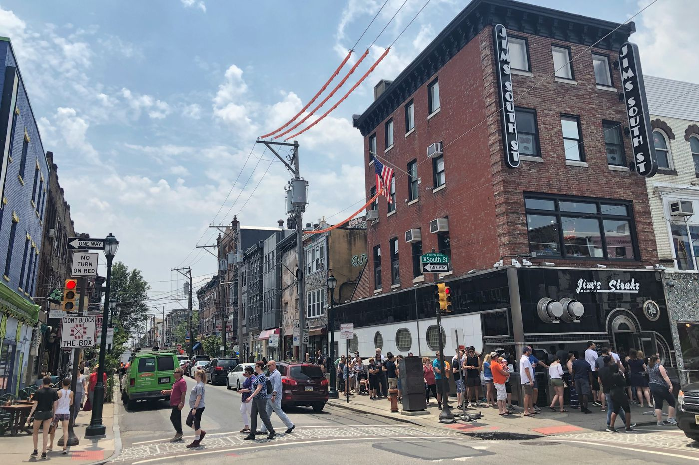 Revitalize South Street with a parking ban   Opinion