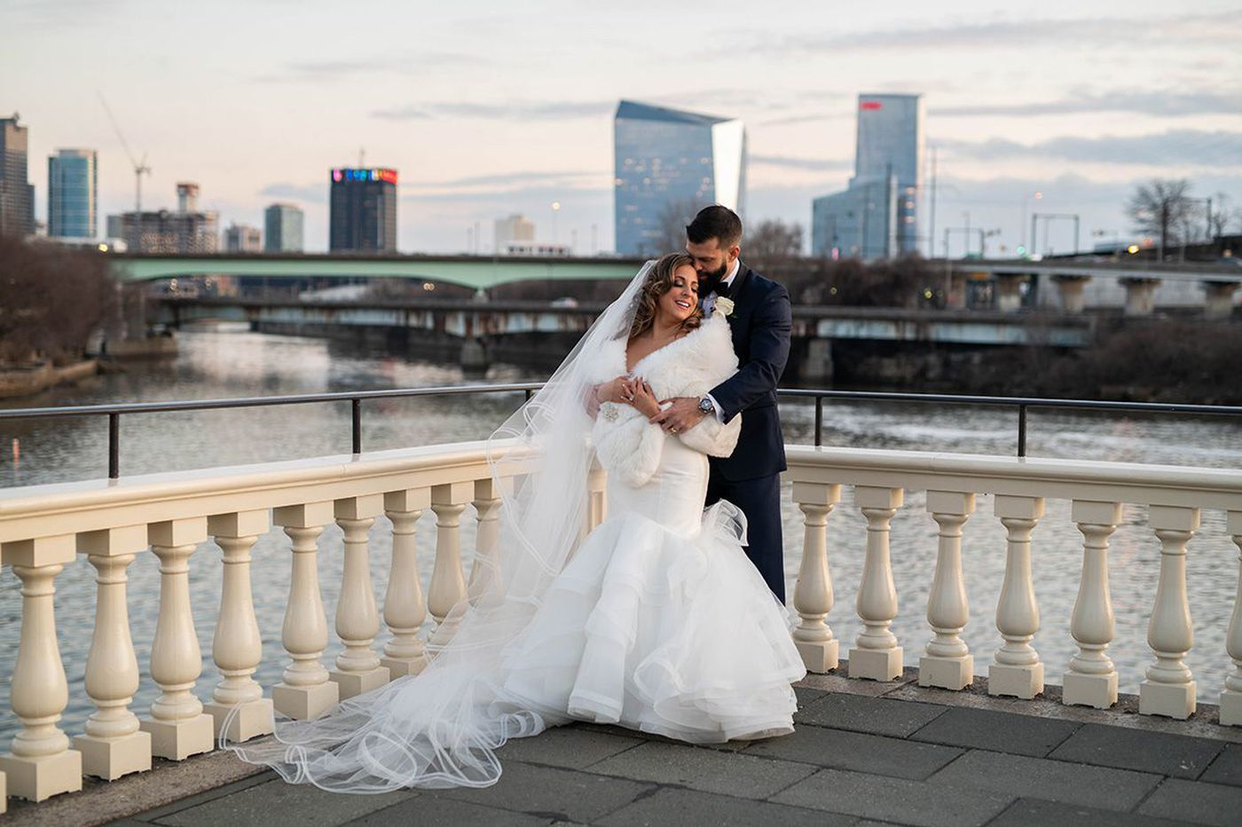 Wedding: Alicia Zanghi and Jeffrey Frederick clicked from the beginning