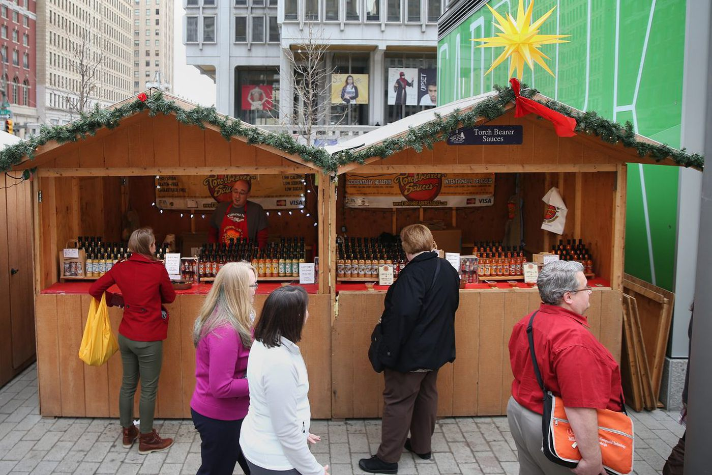 8 booths you shouldn't miss at Christmas Village