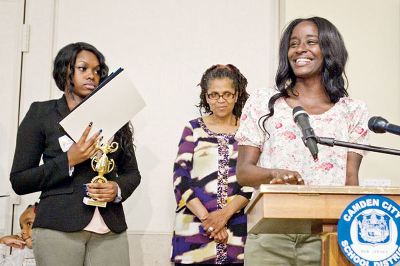 Graduating seniors in Camden who overcame are honored
