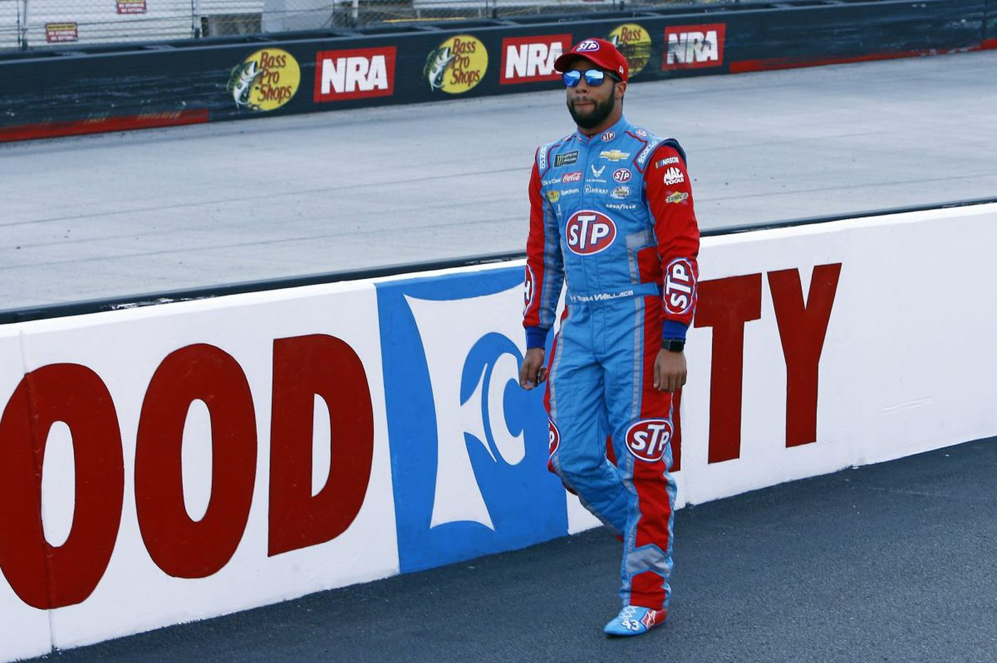 Bubba Wallace could change the race by establishing a legacy in NASCAR