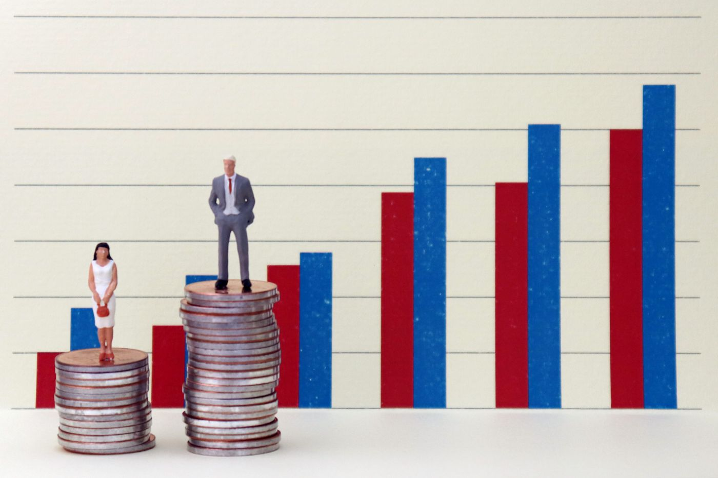 Why a new report suggests the gender wage gap is wider than you thought