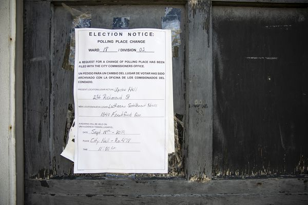 Voting rights groups question Philly's polling place changes