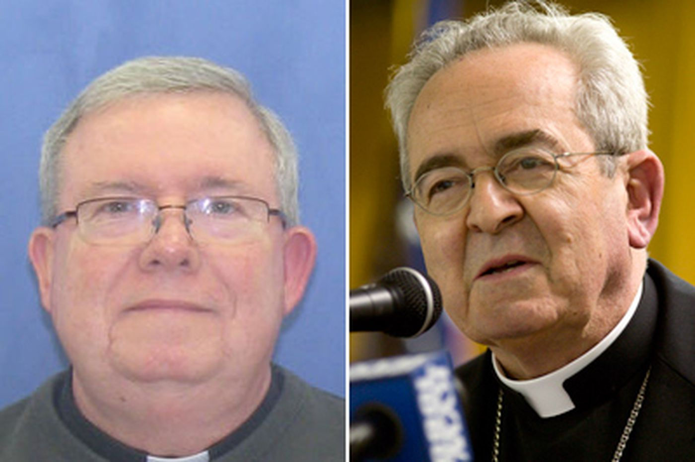 Archdiocese puts indicted Msgr. Lynn on leave