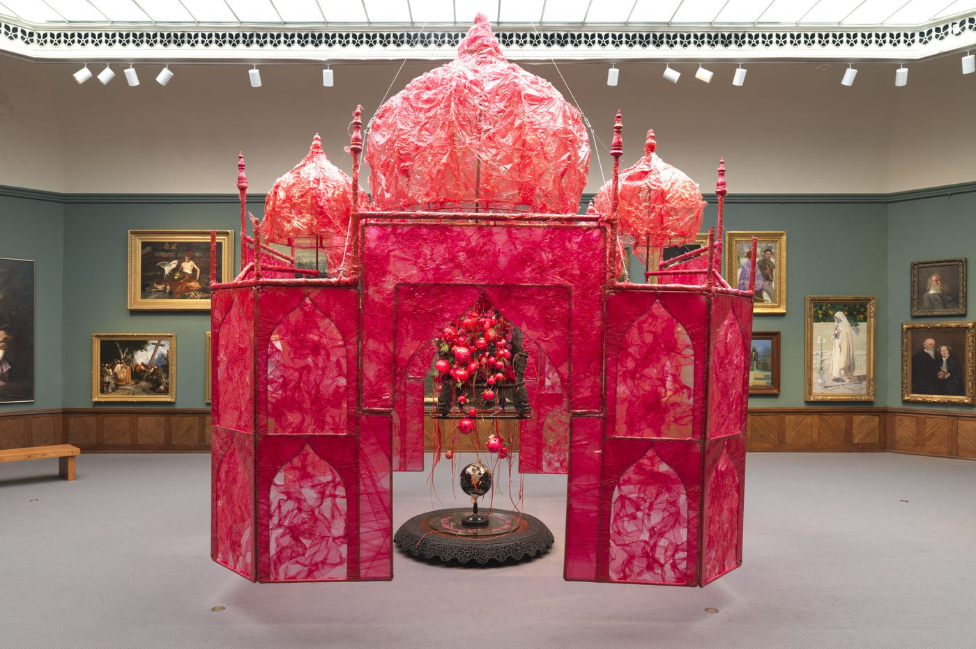 Rina Banerjee at PAFA: Exhilarating American art from an immigrant with a Fox Chase connection