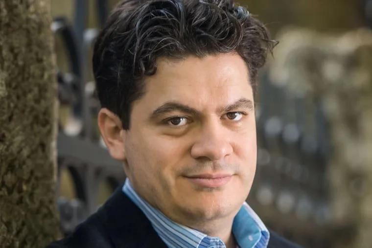 Conductor Cristian Macelaru. SORIN POPA