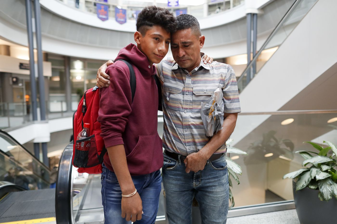 Thousands of older children also were separated at the border. What happens to them?