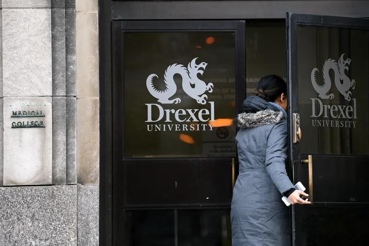 Drexel University will offer all final exams online next week.
