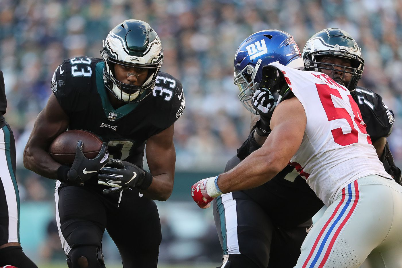 Five reasons the Eagles beat the Giants | Paul Domowitch