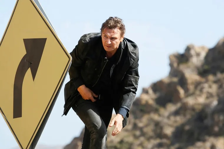 """In """"Taken 3,"""" Liam Neeson returns as former CIA operative Bryan Mills, wrongly accused of murder, on the lam in a seedy-looking Los Angeles, and using his very particular set of skills to conduct his own investigation."""